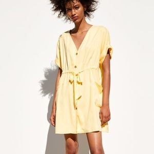 Zara dress with pockets - Summer 19 collection